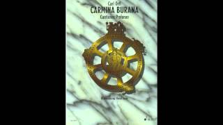 Carmina Burana - 13. Ego sum abbas