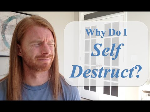 Why Do I Self Destruct? - with JP Sears