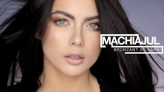 Machiajul Bronzant de Vara   Ali Andreea Makeup Artist