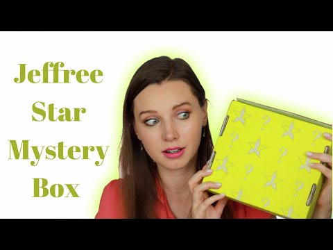 JEFFREE STAR SUMMER 2019 MYSTERY BOX UNBOXING (Premium) and lip swatches! thumbnail