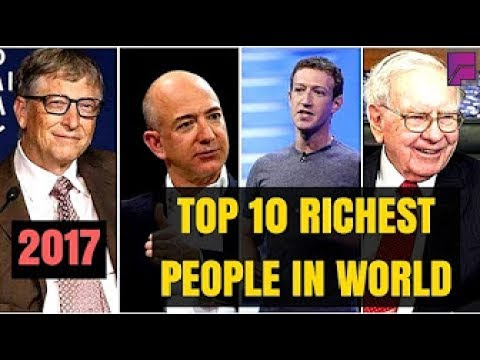 Top 30 Richest Man In The World| Top 10 Richest Man 2017