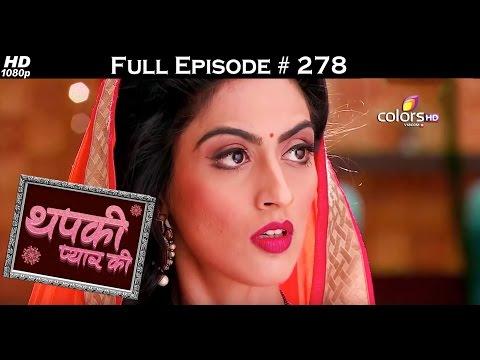 Thapki Pyar Ki - 9th April 2016 - थपकी प्यार की - Full Episode (HD)