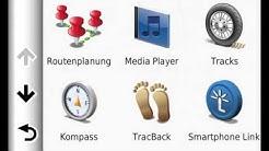 BMW Navigator V_& Garmin Zumo_Track anzeigen