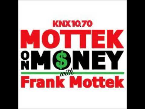 Joseph Spierer interview on AM 1070 - Mottek on Money