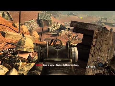 Let's Play Black Ops: Battle of Khe Sanh
