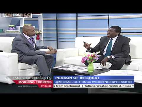 Person of interest: Eugene Wamalwa talks about his History