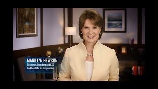 Lockheed Martin Chairman, President and CEO Marillyn Hewson Message to Sikorsky Employees