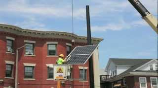 City of Boston - Solar Evacuation Route