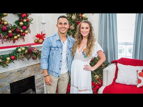 Alexa and Carlos PenaVega visit  Home & Family