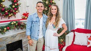 Alexa and Carlos PenaVega visit - Home & Family