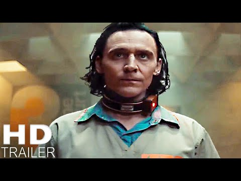LOKI Trailer (2021) Marvel