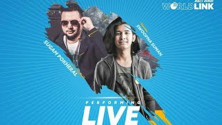 Awesome performance by SHB(SPOON HOUSE BAND) LIVE IN HETAUDA [WORLDLINK]