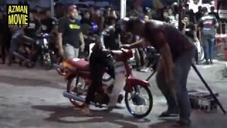 STD Kilang HONDA EX5 110cc DRAG BIKE SPEC 60MM DRAG RACING KUBANG MENERONG DEC 2019