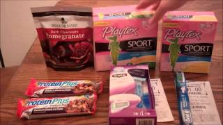 CVS Couponing Trip 4/21 - Playtex, Brookside, Oral-B Thumbnail