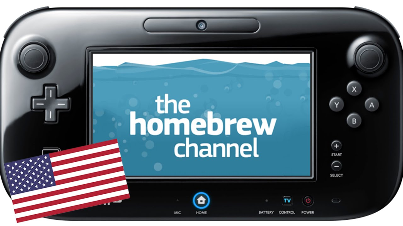 new how to hack wii u america only installing homebrew channel rh youtube com Xbox 360 PlayStation 3