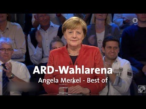 Best of: ARD-Wahlarena mit Kanzlerin Angela Merkel