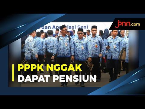 5 Hal Khusus Untuk PPPK di Perpres 98 Tahun 2020