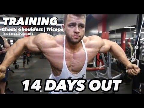 BODYBUILDING MOTIVATION  REGAN GRIMES 14 DAYS OUT