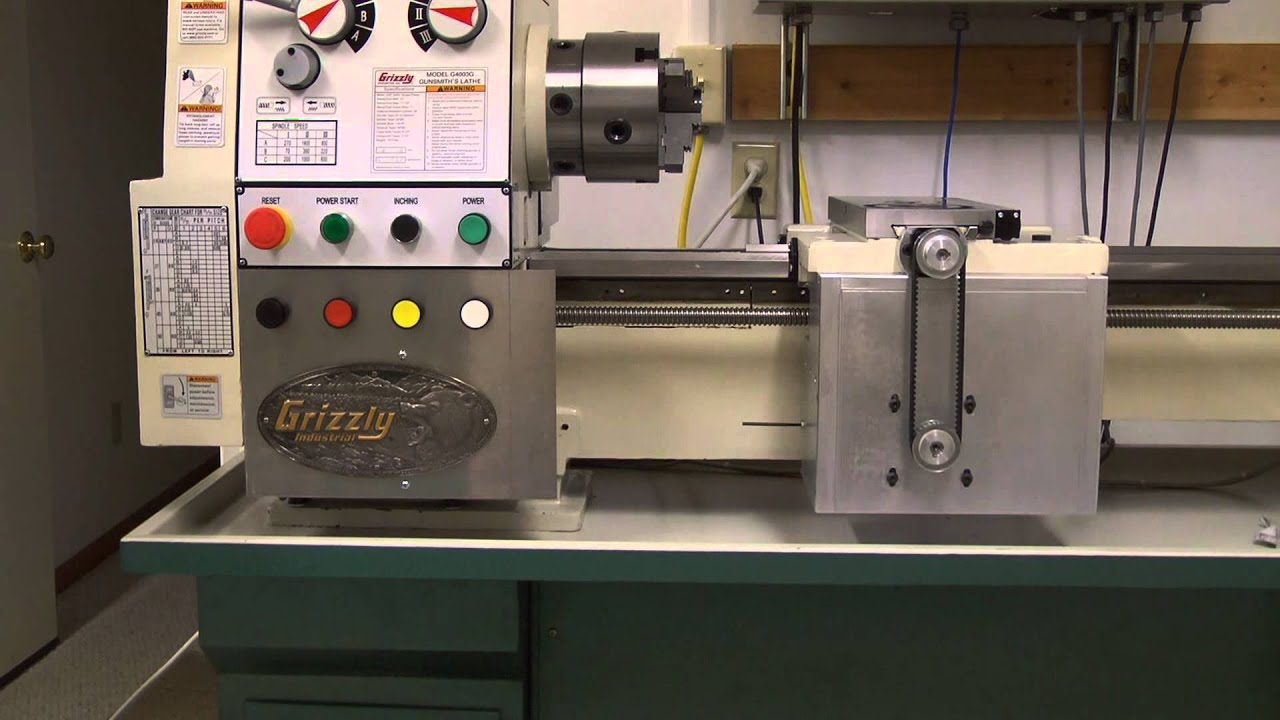 12×36 Lathe Cnc Conversion