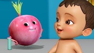 Ullipaya Ullipaya Telugu Rhymes for Kids and Much More | Infobells