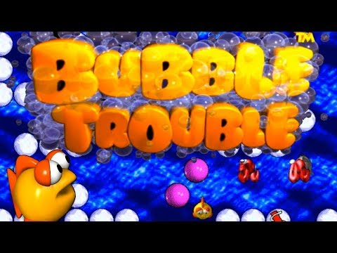 Bubble Trouble - A Look Back At Ambrosia Software's Fast Paced Fish-Squisher For Mac