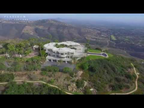 Exotic Mountaintop Estate. California's San Diego County, USA - Unravel Travel TV