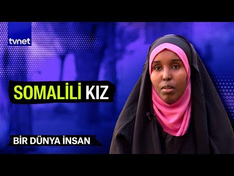 Bir Dünya İnsan - Somalili Kız