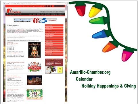 Amarillo Chamber Radio Recap from Fun 99.7 on 12-7-15