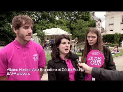 Journée mondiale du bien-être 2016 à Enghien-les-Bains