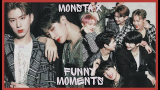 MONSTA X 몬스타엑스 Funny Moments | Try Not To Laugh Challenge