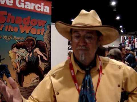 Dave Garcia comic creator chats with Ken Mora of Bella Fe Films