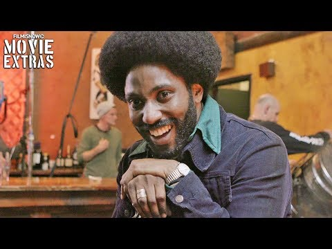 BLACKKKLANSMAN 2018  Behind the s of Spike Lee Movie