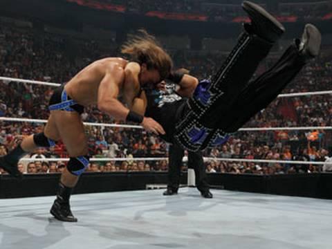 Raw: Matt Hardy vs. Drew McIntyre - Viewer's Choice Match