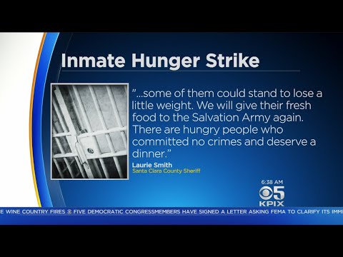 Santa Clara County Inmates Continue Strike After Comments By Sheriff