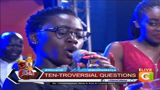 Tentroversial: Akothee tackles most controversial question about her #10Over10