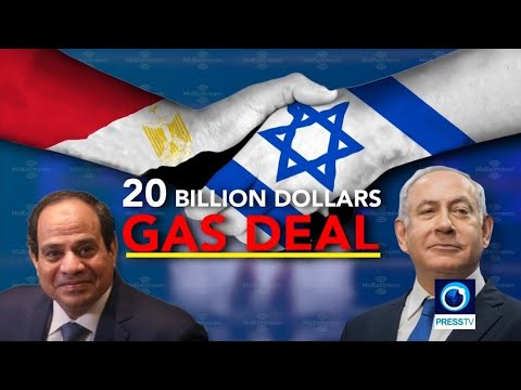 Egypt-Israel Gas Deal--MES EP.37