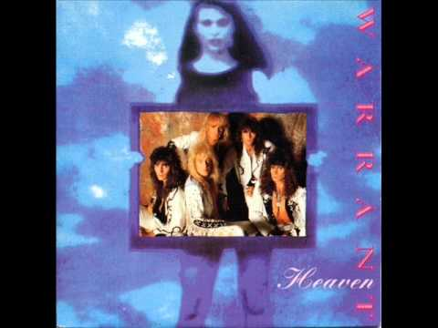 Warrant - Heaven ( 1989 )