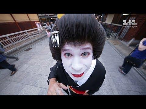 Поединок с борцом сумо и секреты гейш. Япония. Мир наизнанку 15 серия, 9 сезон