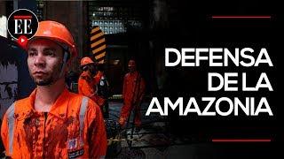 Greenpeace Brasil exige un alto en la explotación petrolera de la Amazonia  | El Espectador
