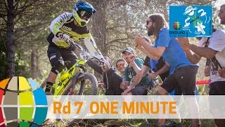 EWS7: The Rain In Spain - Ainsa in One Minute
