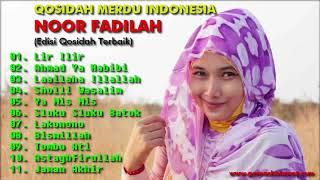 Full Religi Merdu Imdonesia Noor fadilah (Edisi Qosidah Terbaik) HD