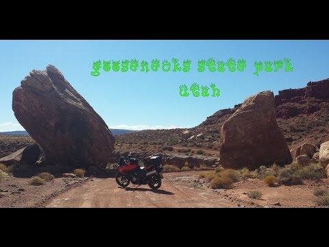 Goosenecks State Park - Johns Canyon Road - San Juan River - Utah - Travel Motovlog