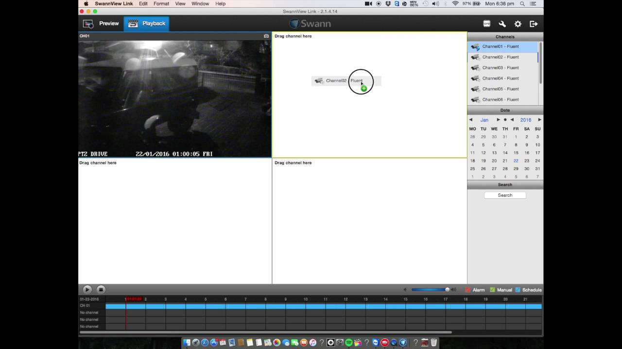 Swann View Link CCTV Software for Mac (2 1 4 14)