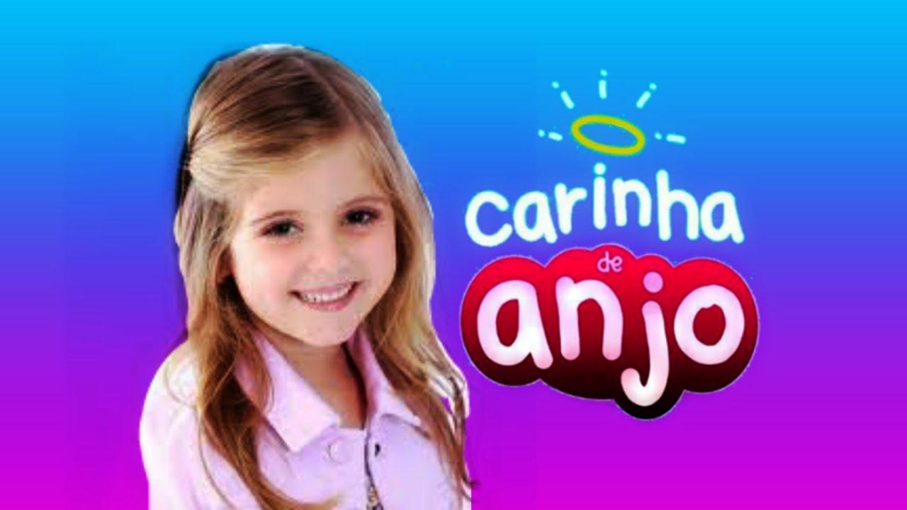 c4420af3640fe Carinha de Anjo Brasil - Confira a abertura da novela do SBT - YouTube