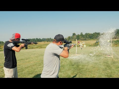 AR Rifle Brother Battle | Gould Brothers