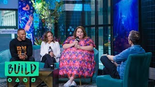 "Chrissy Metz, Roxann Dawson & DeVon Franklin Discuss The Film, ""Breakthrough"""