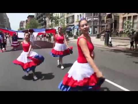 Boston Puerto Rican Parade 2014