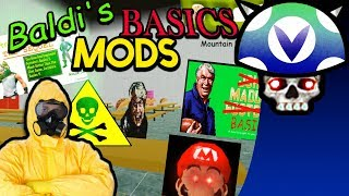 [Vinesauce] Joel - Baldi's Basics in Education and Learning Mods