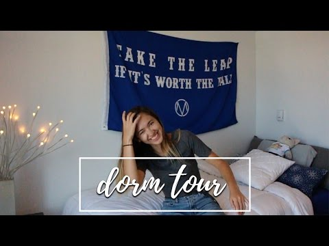 UBC DORM TOUR {Orchard Commons 2016}