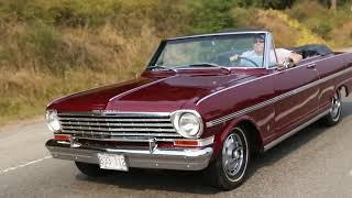 Calendar Cars Chevy Nova - The Community Producers